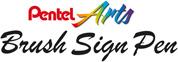 PENTEL-ARTS-BRUSH-SIGN-PEN
